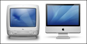 aplle-imac-icons