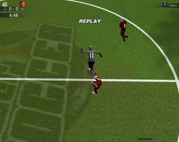 4 Power Soccer futbol online juego