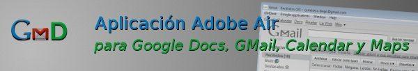 GMDesk - Adobe Air