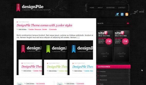 designpile-theme-wordpress
