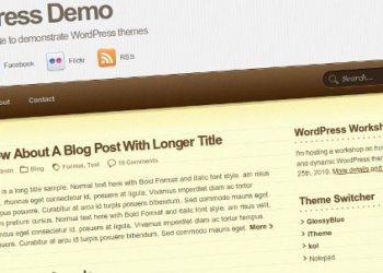 notepad-theme-wordpress