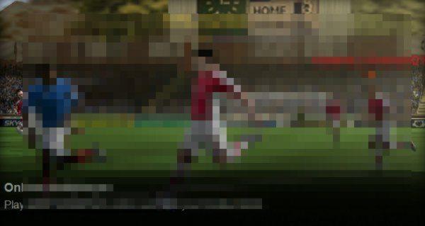 FIFA online - Captura de pantalla