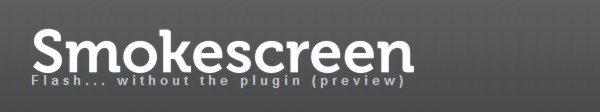 Smokescreen - Flash sin plugin