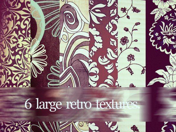 Large-retro-textures-vintage