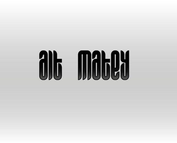 Alt-Matey-free-font