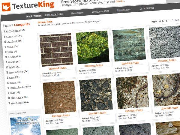 TextureKing - texturas brick