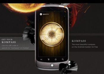 Kompass - Brújula digital