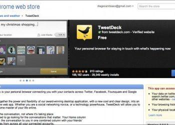 TweeDeck - Chrome Web Store