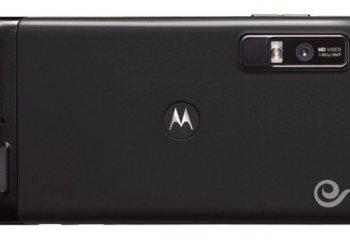Motorola Milestone 3 nuevo en la familia tercero new