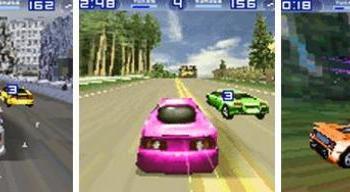 High Speed Lite en 3D - juego de carreras gratis para celulares Nokia