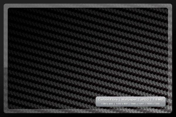 Carbon Fibre Wallpaper