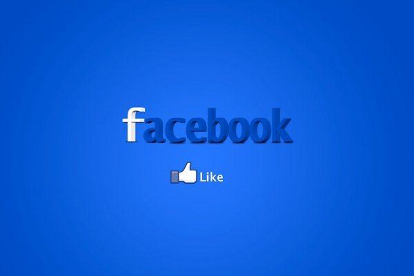 Faceboook Like wallpaper