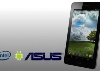 Asus Fonepad - Intel Inside