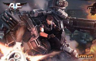 Assault Fire - mechs y armas de ultima tecnología