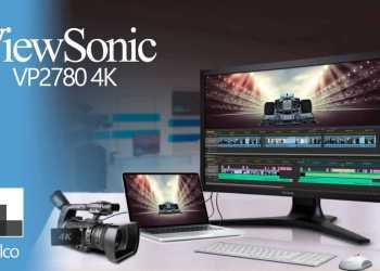 Monitor 4k ViewSonic - Pixelco