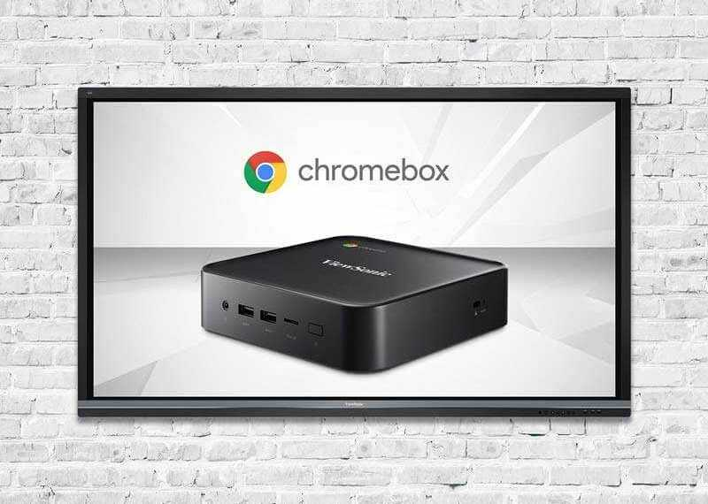 ViewSonic NP660 Chromebox