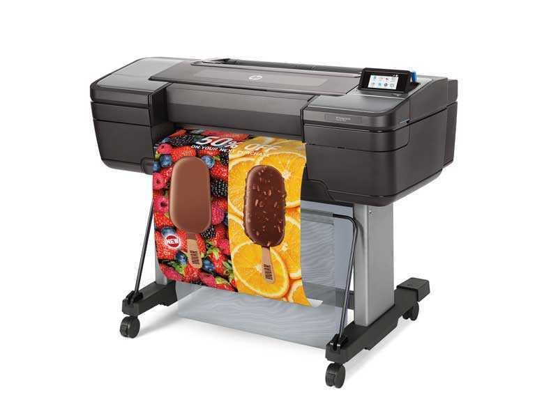 Z6 24in Standard HP - impresoras fotográficas de gran formato