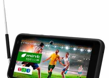 Mint - Smartphone con televisión digital