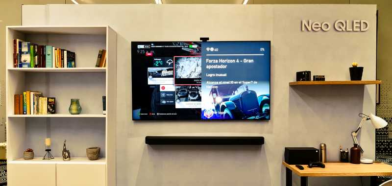 Neo QLED - Televisores Samsung