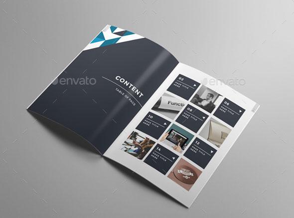 25 Beautiful Portfolio Brochure Designs Pixel Curse