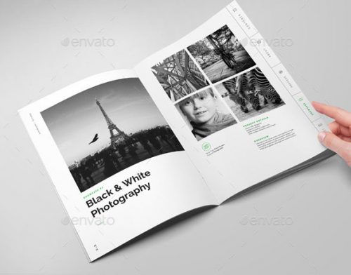 25 Best Photography Brochure Templates Pixel Curse