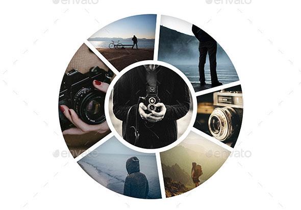 25 Killer PSD Photo Collage Templates Pixel Curse