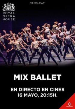 MIX BALLET | 16 de mayo, 20:15 h