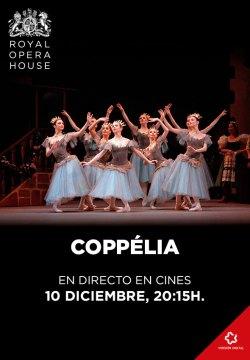 COPPÉLIA | 10 de diciembre, 20:15