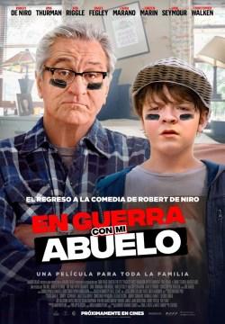 2020 - En guerra con mi abuelo - War with grandpa - tt4532038 - Español