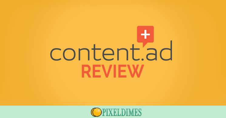 Content ad Review 2019 - After Earning Over $300 | Pixel Dimes