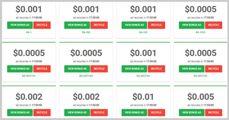 Paidverts.com Paid Ads