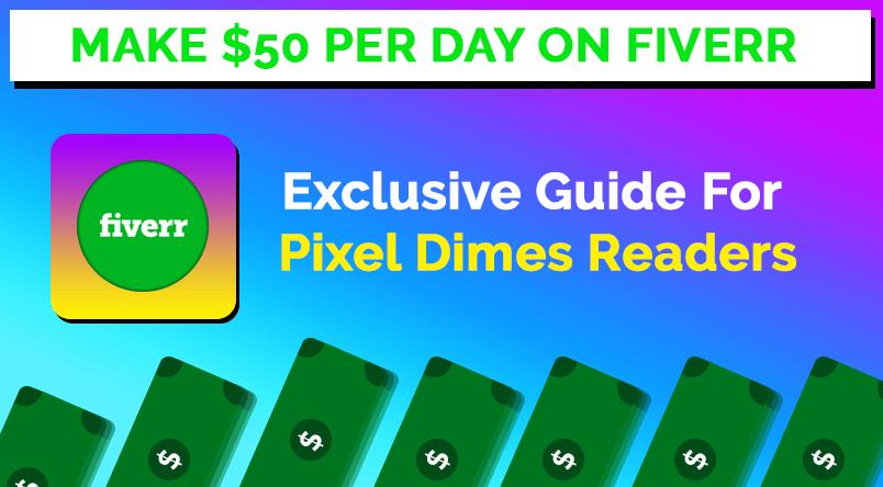 make $50 on Fiverr