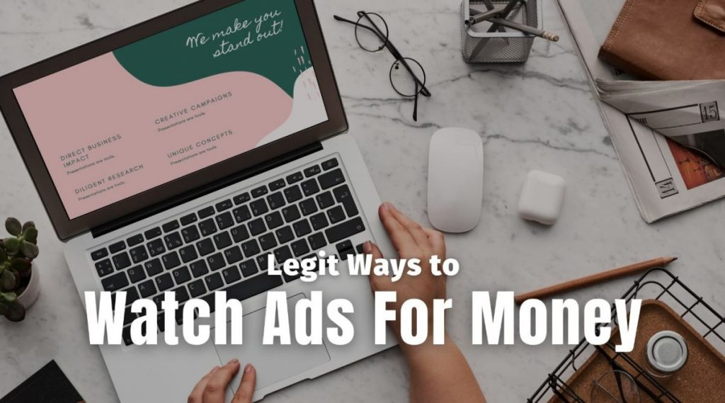 Watch Ads For Money