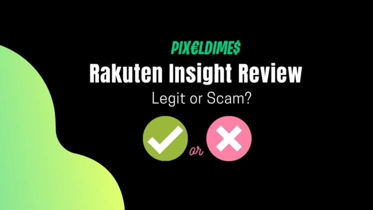 Rakuten Insight Review