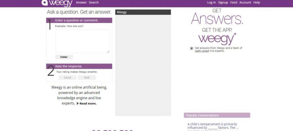 Weegy.com Review