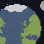 One Chance: Erde und Mond