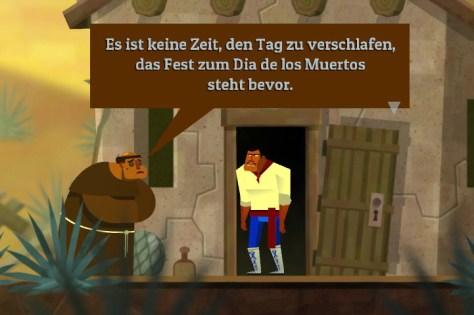 """Der """"Dia de los Muertos"""" steht auch in Guacamelee kurz bevor."""