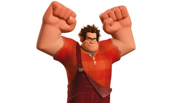Wreck-it Ralph aus dem gleichnamigen Film aus dem Jahr 2012.