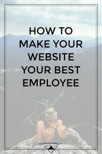 how to make your website your best employee