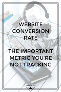 What is a website conversion rate? And why you need to track yours.