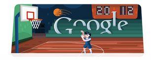doodle baloncesto2012