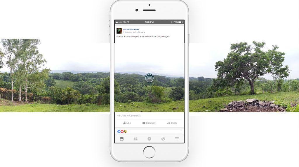 Convertir fotos panorámicas a 360 con Photoshop para subir a Facebook
