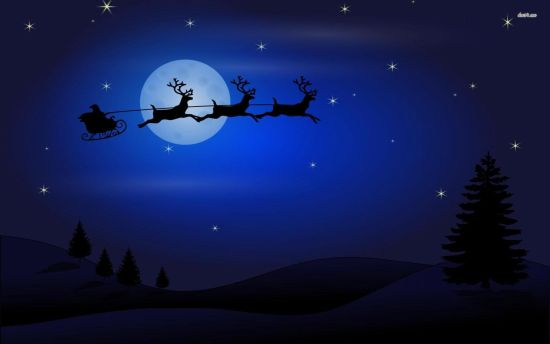Darle seguimiento a Santa