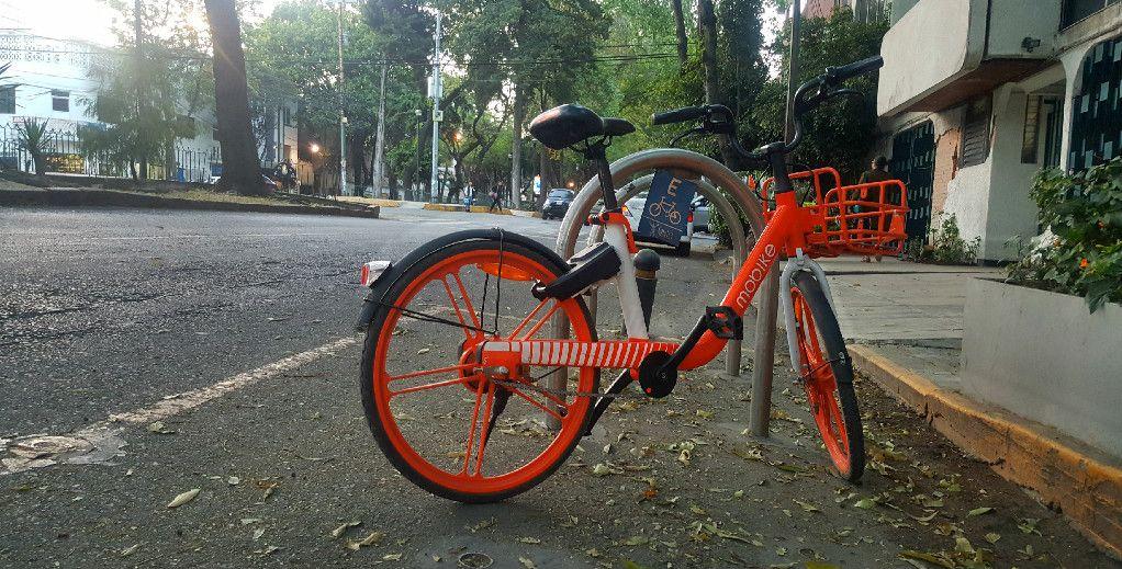 Cómo usar Mobike
