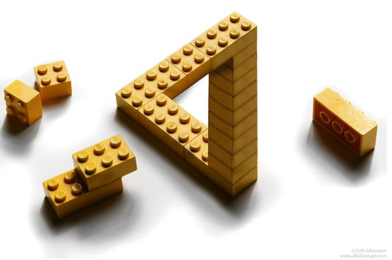 LEGO ©Erik Johansson