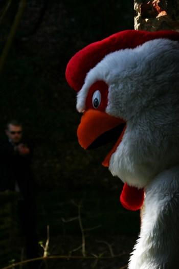 Chickenshooting