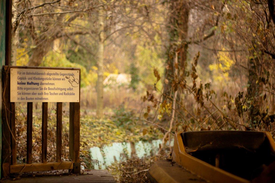 Lost Places - Spreepark im Plänterwald