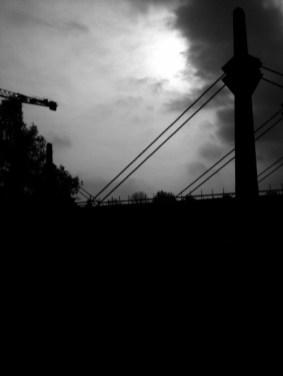 Schwarz-Weiß Fotos mit Lightbox