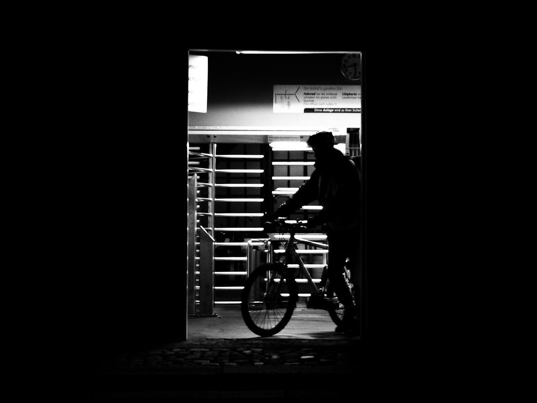 Fotoprojekt - Nachts sind wir alle gleich
