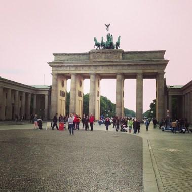Kurztrip nach Berlin